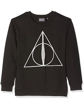Harry Potter Mädchen Pullover Deathly Hallows Symbol