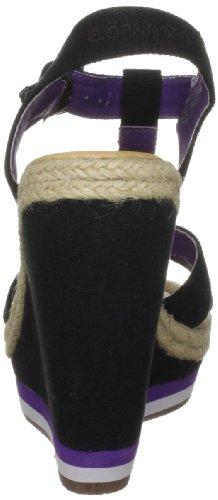 Björn Borg Footwear FLAVIA 1211094101, Escarpins femme Noir-V.6