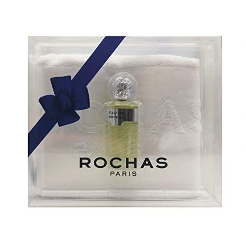 Rochas Agua de Colonia 100 ml + Serviette 100% coton