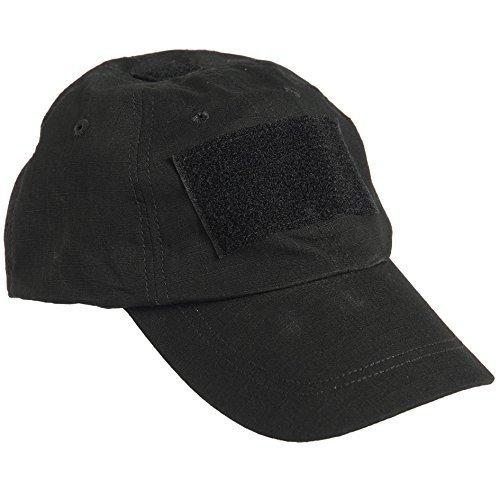 Tactical Baseball Cap schwarz