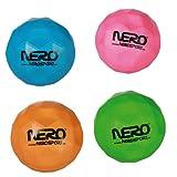 CRAZY BOUNCING BALL BOUNCE OUTDOOR KIDS FUN BALLS GAMES NERO GIFT ACTIVITY NEW (ORANGE)