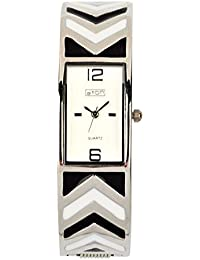 Eton Damen-Armbanduhr 3153L-BKWT