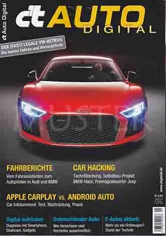 C`t Auto Digital 2016 : Der Fast Legale VW- Betrug - Die Harten Fakten & Hintergründe - Fahrberichte - Car Hacking -