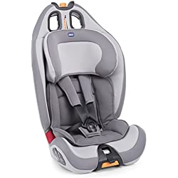 Chicco 07079583960000 Gro-Up 123 Car Seat, Grigio