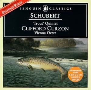 """Schubert : Quintette """"La truite"""" / Quatuor """"la jeune Fille et la Mort"""""""