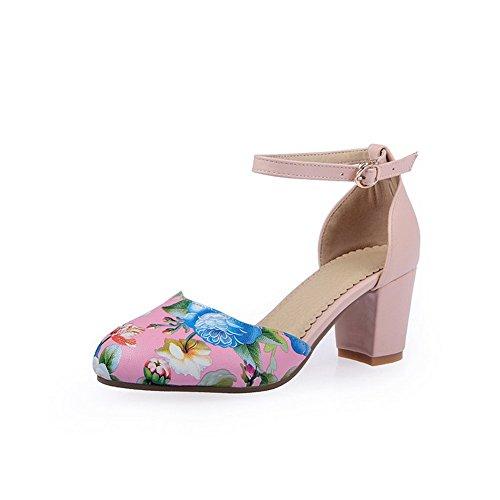 balamasa-pour-femme-animal-round-toe-imitation-cuir-pumps-shoes-rose-rose-38-2-3