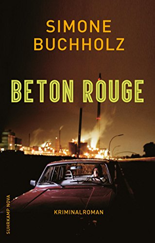 Beton Rouge: Kriminalroman (Chastity-Riley-Serie)