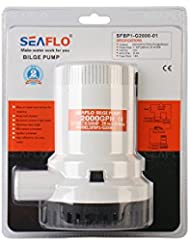 Seaflo 126LPM Pompe de cale