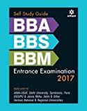 Self Study Guide BBA/BBS/BBM Entrance Examination 2017