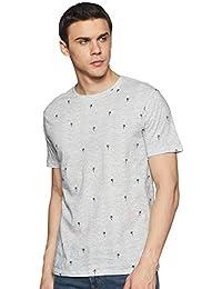 Urban Ranger by Pantaloons Men's Slim fit T-Shirt