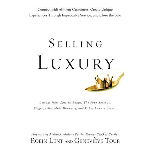 Selling Luxury  Audiolibri