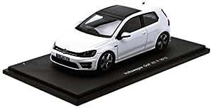 Spark - S4192 - Véhicule Miniature - Modèles À L'échelle - Volkswagen Golf Vii R - 2013 - Echelle 1/43