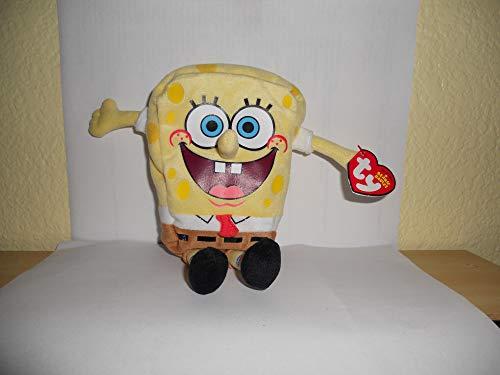 Ty Beanie Baby-Spongebob Square beste Tag überhaupt Weiche gelbe Spielzeug - Spongebob Squarepants Best Day Ever Soft Yellow Toy