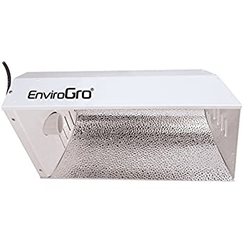 ENVIROGRO CFL CLOSED ENDED REFLECTOR GROW ROOM PROPAGATION AND VEG HYDROPONICS