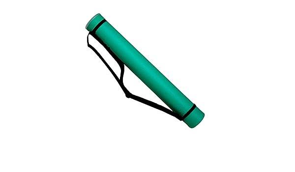 Poster Baupl/äne Grafik Erweiterbare Rohrplastikaufbewahrungs Rohr-Blau