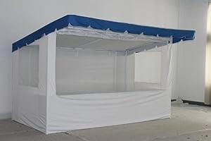reduziert partyzelt festzelt pavillon 2x4 m marktstand. Black Bedroom Furniture Sets. Home Design Ideas