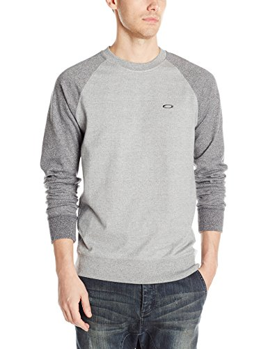 oakley-herren-pullover-pennycross-crew-athletic-heather-grey-xl-472137