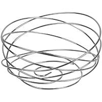 Equinox 508157 - Frutero cromado, diámetro de 24 cm