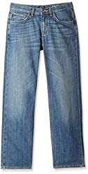 Gant Boys Jeans (GBJFF0003_Mid Blue Worn In_9 - 10 years)