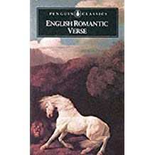 English Romantic Verse (Poets)