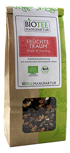 Früchtetraum - Bio, Früchtetee lose (1 x 100 g)