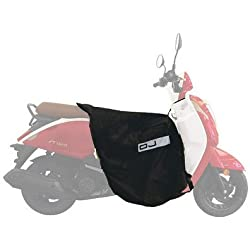 Saco universal moto scooter Oj Kymco Agility 50R12200707franela negro