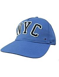 Tju Drapeau M Casquette De Baseball, Vert (bleu Ardoise Vert 334), Taille (taille Du Fabricant: Os) Tommy Hilfiger