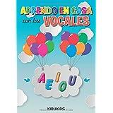 Aprendo en Casa con las VOCALES: KIBUKIDS Libros para niños