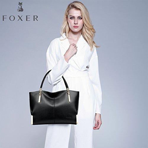 Foxer, Borsa Da Donna Nera