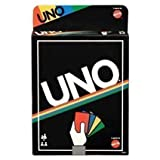 UNO Card Game - Retro Edition
