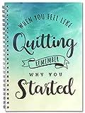 Diario alimentare compatibile con piani Slimming World, planner alimentare, diario personale per la perdita di peso