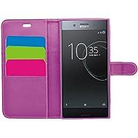 Samrick Etui pour Sony Xperia XZ Premium Pourpre