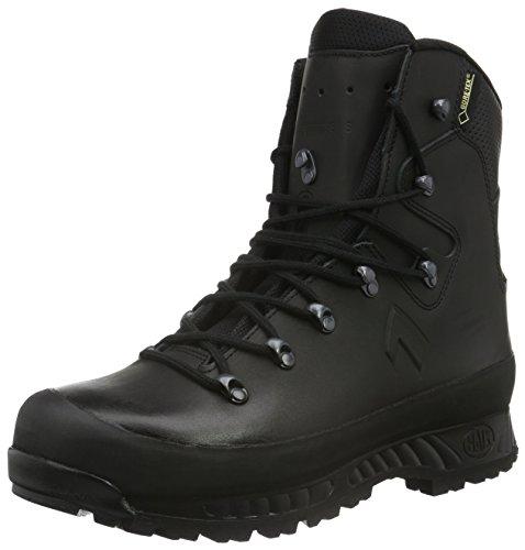 Haix robuste Einsatzstiefel Stiefel Gore-TEX® KSK 3000, Farbe:schwarz;Schuhgröße:44 (UK 9.5) (Alternative Bein-druck)