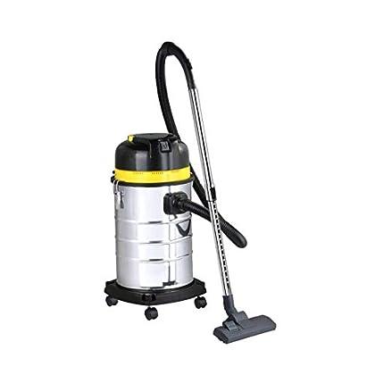 JBM 51837 Aspiradora Industrial, seco, 30 L