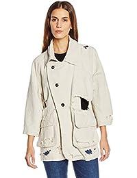 Amazon PANNA Donna Abbigliamento Giacche it e cappotti ARnqAvar