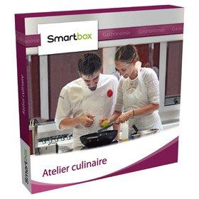 Coffret cadeau Smartbox - Atelier culinaire