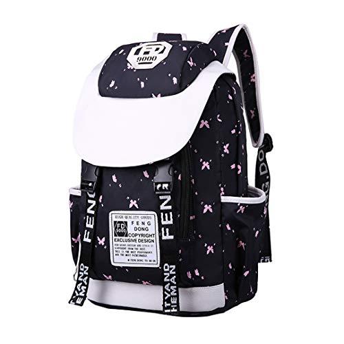 Schultaschen für mädchen im teenageralter Back Pack niedlichen Ballon Druck wasserdichte Rucksack Schultasche Kawaii rucksäcke C3