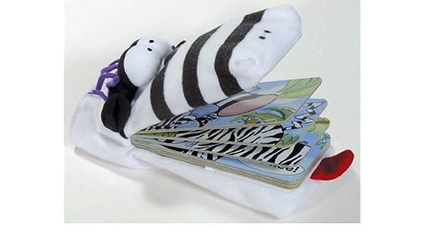 Schnapp & Klapp: Zebra. Handpuppenbuch: Amazon.de: Jane Clempner ...