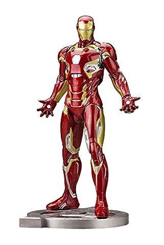 Vengeurs l'était de Ultron statue ARTFX PVC 1/6 Iron Man Mark XLV 30 cm