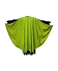 KFD Kids Green Dracula,Vampire Halloween Cape Costume & Fancy Dress