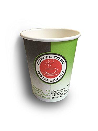Kaffeebecher 1000 St. Coffee To Go Pappbecher 0,2l