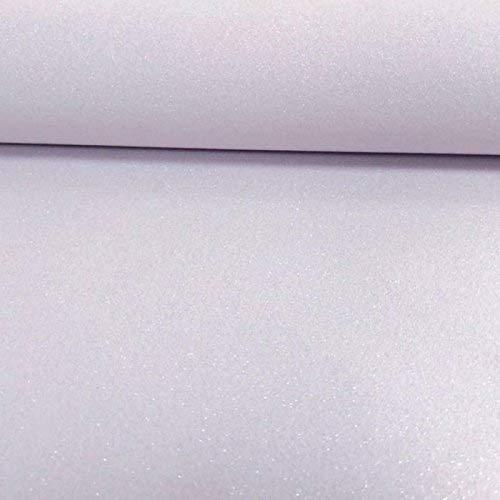 Grandeco Reflektor Uni Muster Tapete Modern Glitzer Motiv texturiert - re1017 malvenfarben