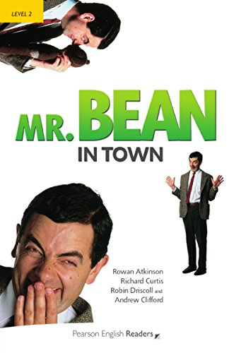Mr Bean in Town - Leichte Englisch-Lektüre (A2) (Pearson Readers - Level 2)