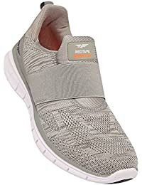 Athleisure Men's Grey Synthetic Shoes (203226098) - 7 UK