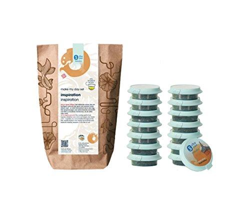 Shuyao Inspiration Tee Set 15x naturreiner loser Tee - Zeit für frische Ideen (45g)