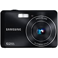 Samsung ES63 Digital Camera - Black (12 MP, 2.5 inch LCD Screen, 3x Optical Zoom)