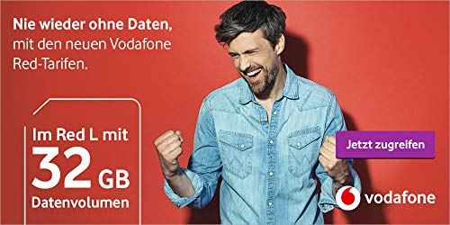 Vodafone Tarif Red L -