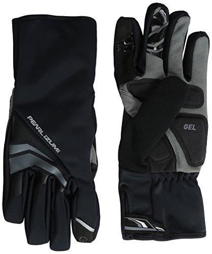PEARL IZUMI Herren Elite Softshell Gel Handschuhe XL Schwarz (Izumi Pearl Nylon-handschuhe)