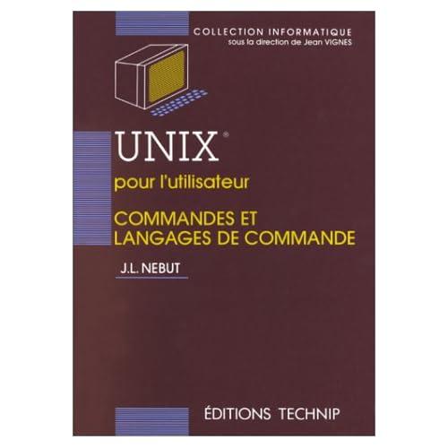 UNIX pour l'utilisateur