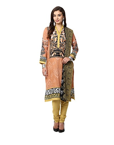 Yepme Women's Blended Semi Stitched Suits - Ypmrts0311-$p